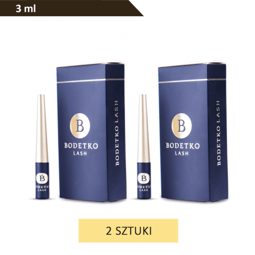 2x Bodetko Lash 3ml